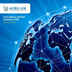 AFBE-UK Newsletter 2015