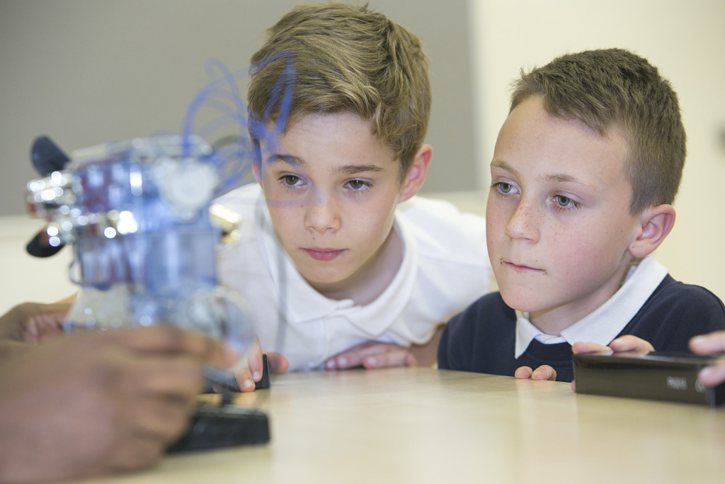 AFBE-UK NextGen Event at Kaimhill Primary