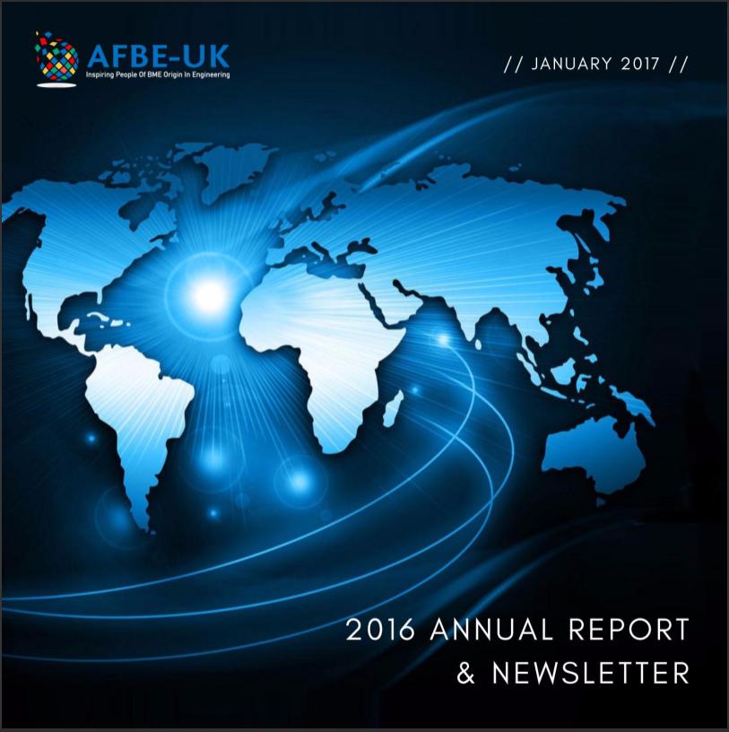 AFBE-UK Newsletter 2016