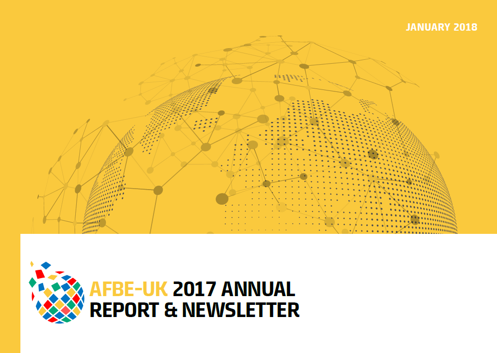 AFBE-UK 2017 Report Cover
