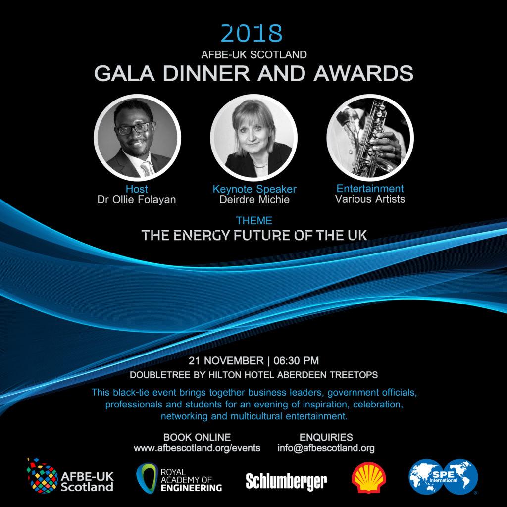 AFBE-UK Gala 2018